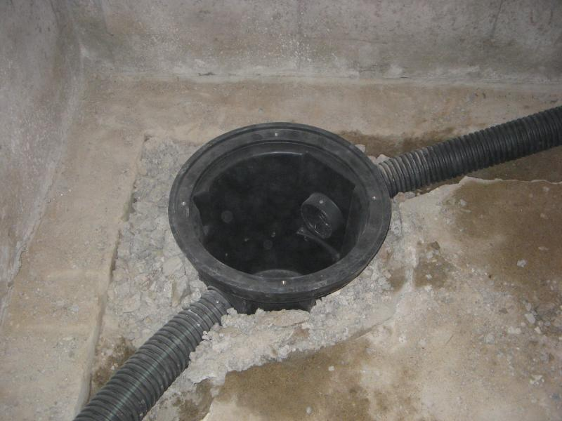 How To Install A Sump Pump Pit Mycoffeepot Org