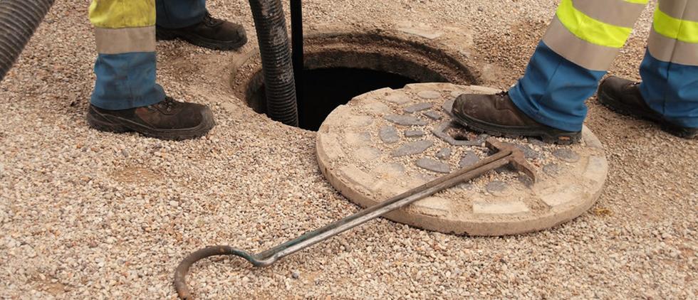 حفر چاه شبانه روزی -معین سرویس