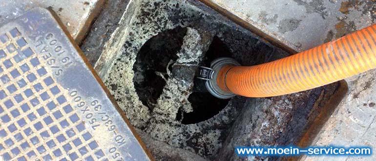 تخلیه چاه اصولی و بهداشتی مکانیزه - معین سرویس 09122108011