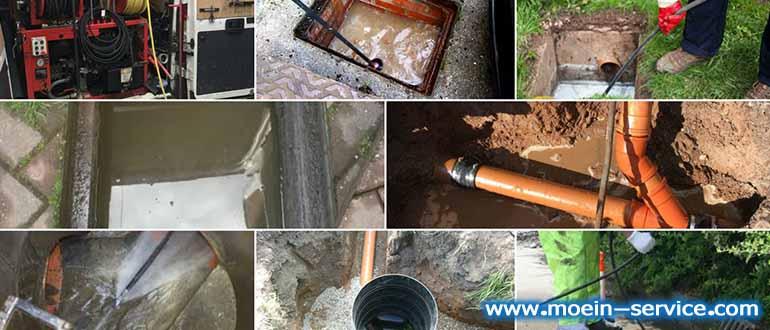 تخلیه چاه در سراسر تهران با قیمت ارزان - معین سرویس